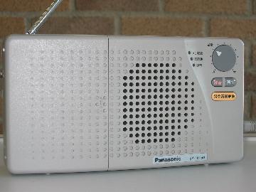 『戸別受信機の画像です。』の画像