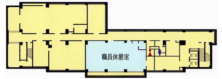 『庁舎地下1階』の画像