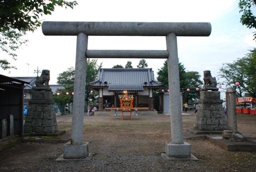 『内門八坂神社祭礼01』の画像
