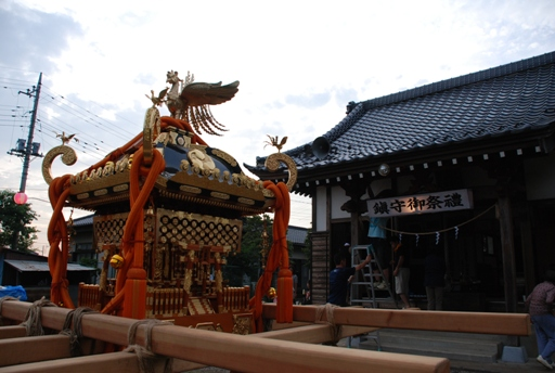 『内門八坂神社祭礼02』の画像
