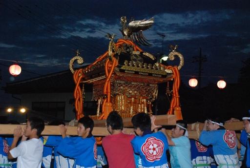 『内門八坂神社祭礼03』の画像