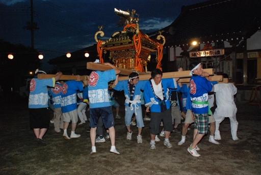 『内門八坂神社祭礼04』の画像