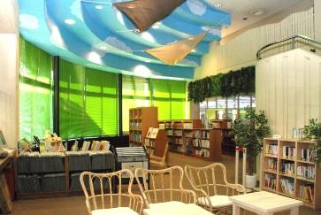 『中央公民館図書室』の画像