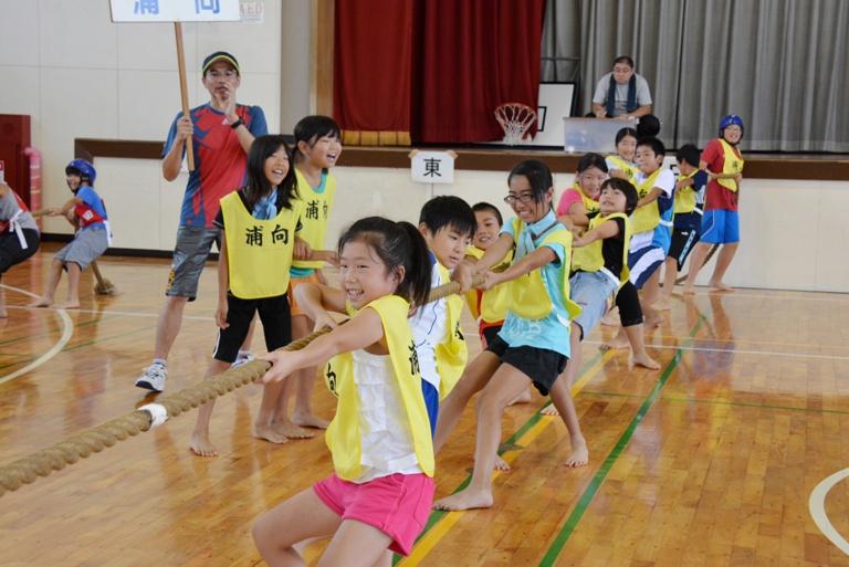 『第32回少年スポーツ大会(綱引き)03』の画像