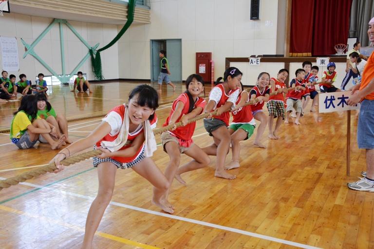 『第32回少年スポーツ大会(綱引き)05』の画像