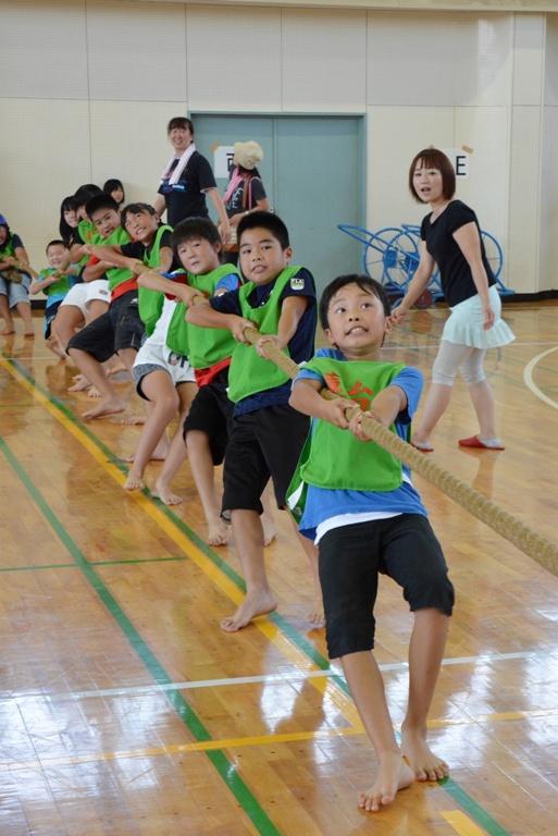 『第32回少年スポーツ大会(綱引き)08』の画像