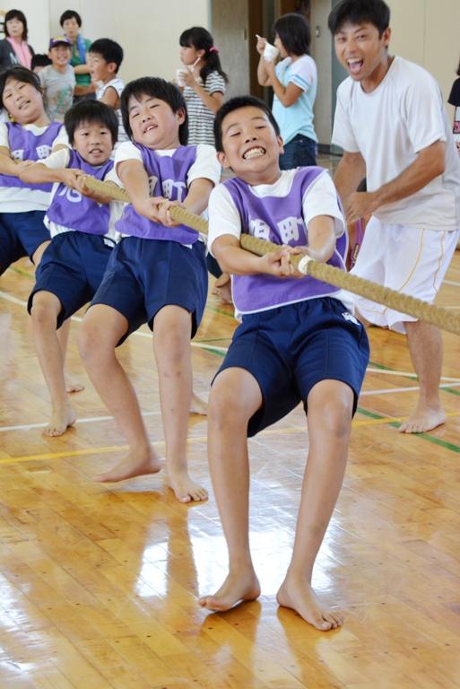 『第32回少年スポーツ大会(綱引き)10』の画像