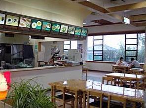 『店内の軽食・喫茶コーナーの画像です。』の画像