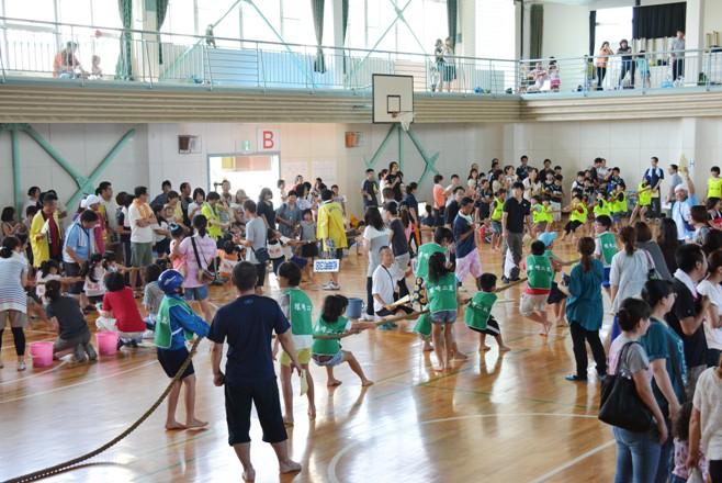 『第33回少年スポーツ大会(綱引き)01』の画像