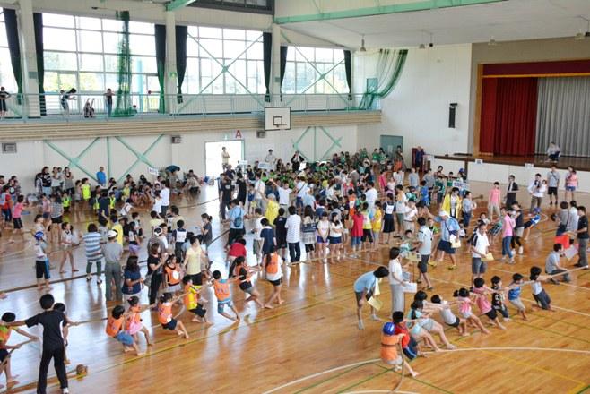 『第33回少年スポーツ大会(綱引き)02』の画像