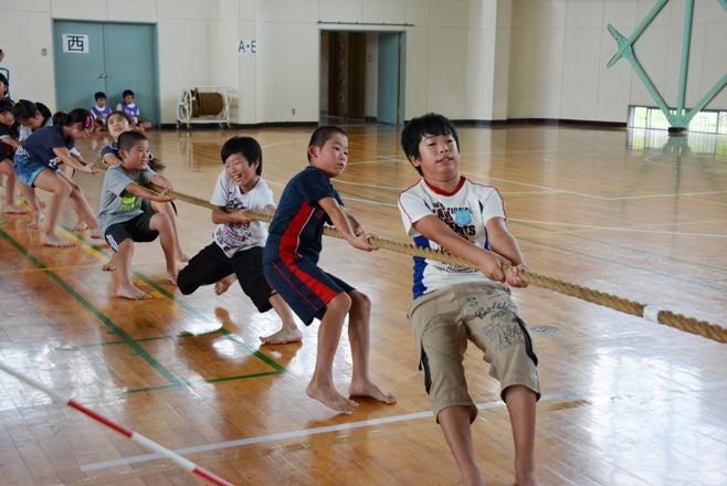 『第33回少年スポーツ大会(綱引き)04』の画像