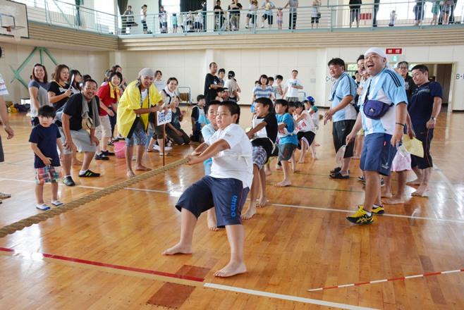 『第33回少年スポーツ大会(綱引き)05』の画像