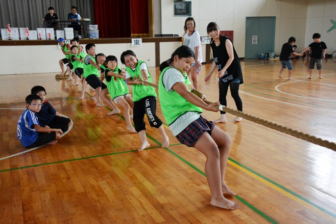 『第33回少年スポーツ大会(綱引き)06』の画像