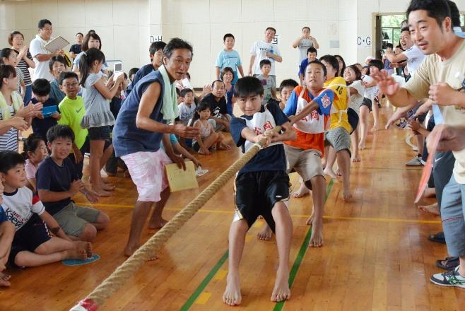 『第33回少年スポーツ大会(綱引き)07』の画像