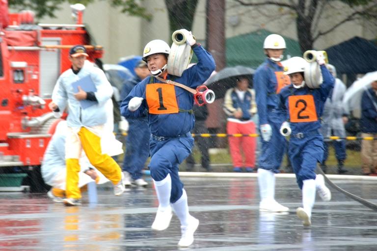 『消防操法05』の画像