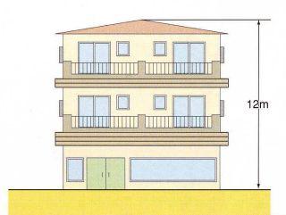 『沿道住宅地区の高さの制限』の画像