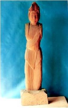 『聖観音立像』の画像