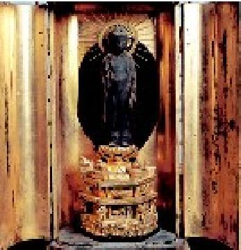 『阿弥陀如来立像』の画像