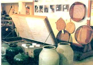 『製茶用具の画像です。』の画像