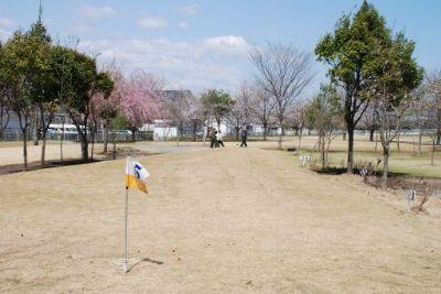 『ふれあいの里グラウンド・ゴルフ場の画像です。』の画像