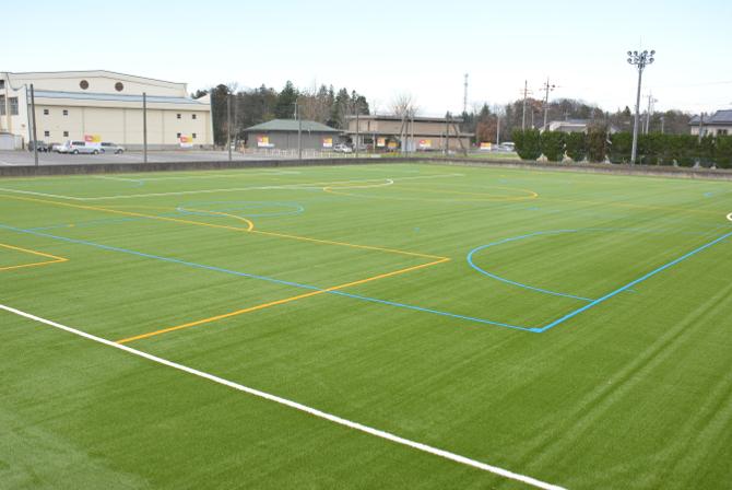 『サッカーフィールド』の画像