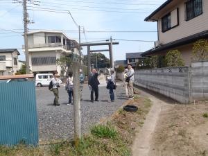 『香取神社前』の画像