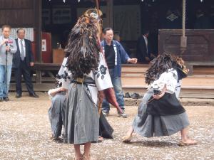 『獅子舞』の画像