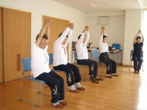『シルバーリハビリ体操1』の画像