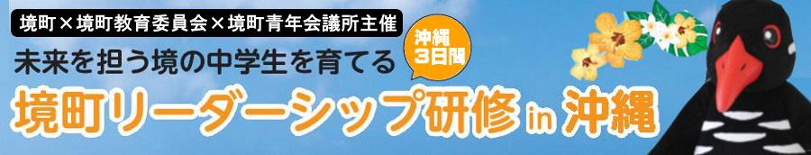 『沖縄リーダーシップ研修バナー2』の画像