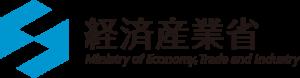 『経済産業省ロゴ』の画像