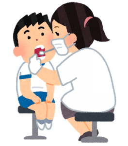 『歯科健診』の画像