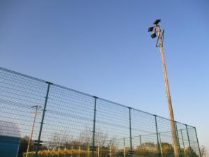 『テニスコート照明(1)』の画像