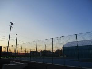 『テニスコート照明(2)』の画像